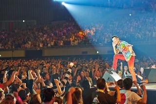 長渕剛コンサートツアー2014大阪市中央体育館live