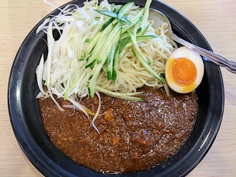 博多金龍北京ジャージャー麺