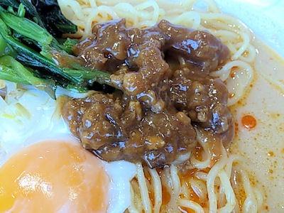 姫路バイパス別所PA冷やし坦坦麺