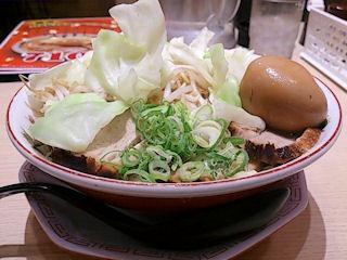 博多金龍肉玉野菜スペシャル野菜増し