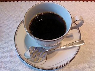 カジュアルダイニング『リヴィエール』日替りランチ食後のコーヒー