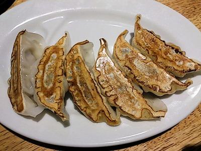 つけ麺・らーめん春樹焼き餃子