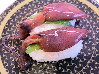 はま寿司富山漬けほたるいか