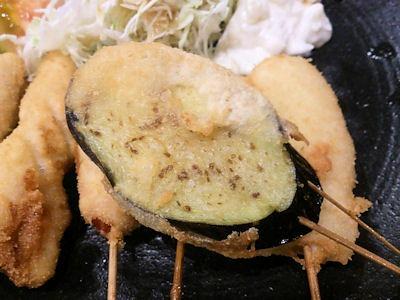 串かつでんがな特製串かつ定食
