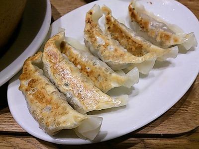 ドラゴンレッドリバー麻婆茄子土鍋ごはんセットのやみつき餃子
