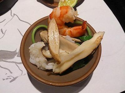 がんこ加古川店松茸土瓶蒸し