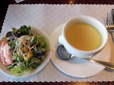 リヴィエール鯛のポワレ オレンジソース