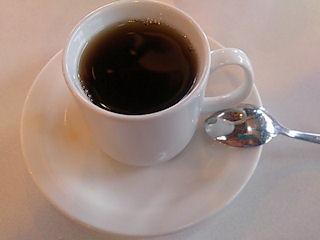 不二家レストランの紅茶