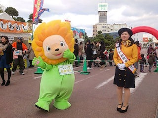 兵庫ご当地グルメフェスティバルひまりん