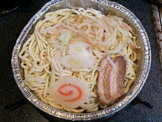 キンレイ大勝軒冷凍豚骨醤油ラーメン