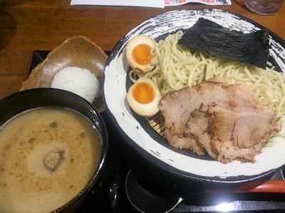 らーめん八角/八角特製つけ麺