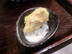 信州そば処そじ坊牡蠣と車海老の天ぷらそば