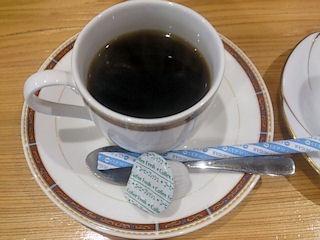 旬彩料理綴り食後のコーヒー