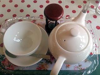 紅茶専門店テジャルダン紅茶ジンジャー