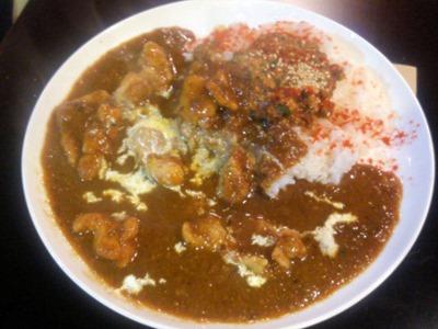 平成鈴木商店チキン(紀州梅とり)煮込カレー