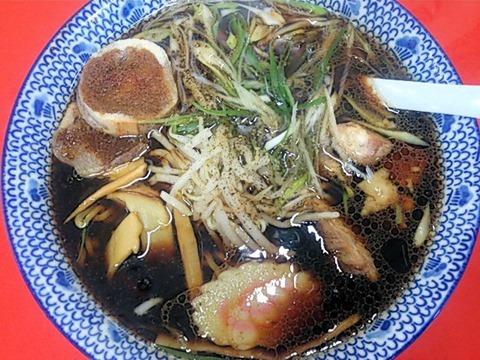 中華そば櫓屋櫓醤油ラーメン