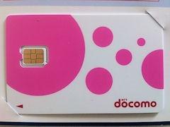 Panasonic Wonderlink SIM