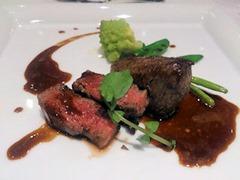 アルモニーアッシュ兵庫県産の食材を味わうプロモーションコース肉料理