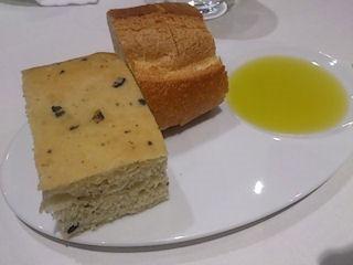 アルモニーアッシュ兵庫県産の食材を味わうプロモーションコースパン