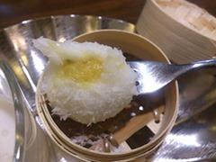 紅鶴特選フカヒレ姿煮セットのデザート