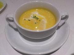 アルモニーアッシュ兵庫県産の食材を味わうプロモーションコーススープ