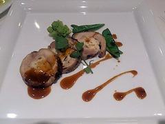 アルモニーアッシュ兵庫県産の食材を味わうプロモーションコース鶏料理