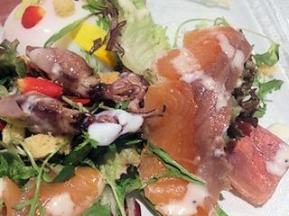 アルモニーアッシュ兵庫県産の食材を味わうプロモーションコース前菜