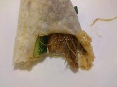 紅鶴特選フカヒレ姿煮セットの紅鶴スタイルの北京ダック