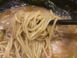 一日一麺や煮干ど豚骨ラー麺