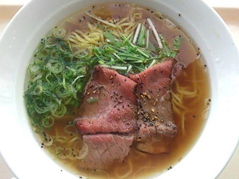 ポッポ明石店ロービー麺