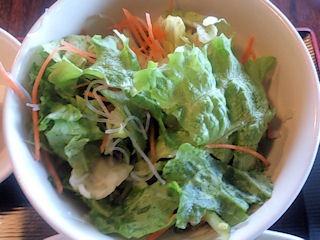 海鮮中華厨房張家サラダ