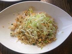 シンガポールシーフード・リパブリック/海鮮チャーハン