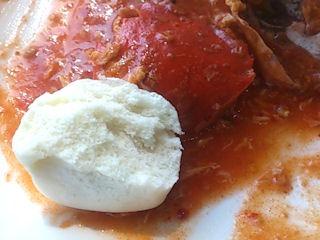シンガポールシーフード・リパブリック/蒸しパン