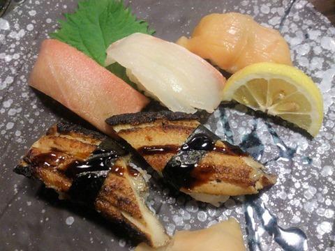 鮨やら 串やら 魚仙人にぎり寿司