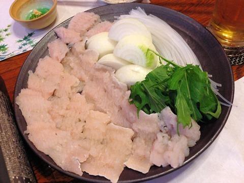 生州割烹輝髙鱧鍋