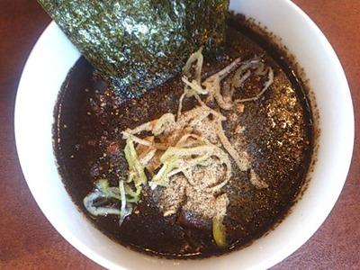 カウボーイカレーワイルドアメリカンカレーつけ麺