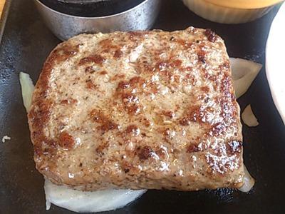 ココスビーフハンバーグステーキ