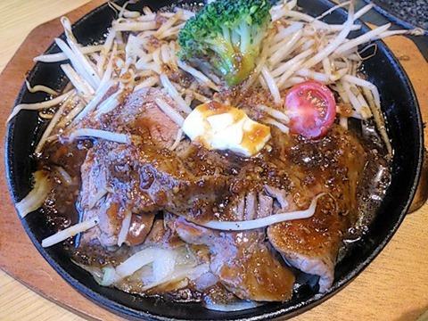 天ぷら海鮮五福五福鉄板ビフテキ