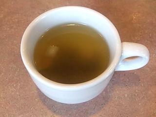 ガスト飲み放題のスープ