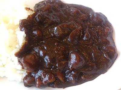 じゅうじゅうカルビ黒カレー食べ放題ランチ