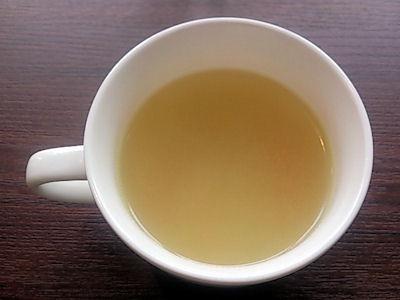 肉食酒場GYUTAミックス定食のスープ
