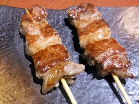 播州鉄板串焼き中々牛カルビ