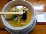 東神麺伝説パンプキンとんこつ
