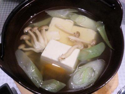 千美の春宴や ねごと湯豆腐