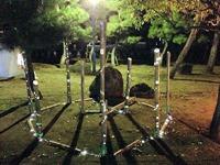 たかさご万灯祭2015夢の灯り会場