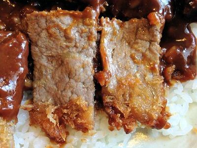 播磨水産加古川名物かつめし(牛肉)