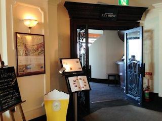シーサイドホテル舞子ビラ神戸/ダイニング&バー キーウエスト