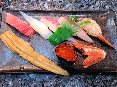 おばけ寿司夏のごちそう盛り