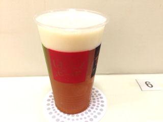 函館はこだてビール社長のよく飲むビール