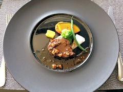 ダイニング&バー キーウエストマリーコース牛フィレ肉のグリル 赤ワインソース